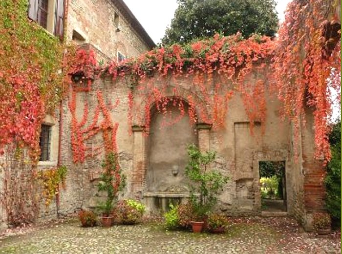 Villa Fontana Sanuti Sasso Foto