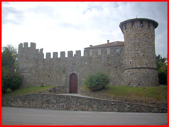 Tutti i Castelli e le Rocche d' Europa Tricesim01