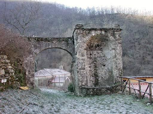 Castello di senarega immagini for Disegni casa castello