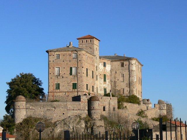 Castelli Della Provincia Di Savona Pagina 1  Castelli