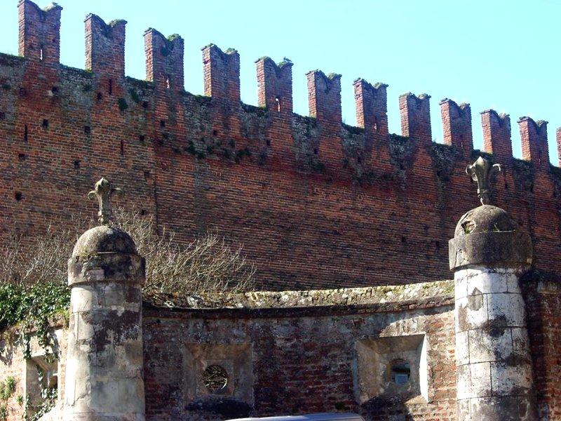 Tutte le fortificazioni della provincia di pavia in sintesi pagina 1 castelli della lombardia - Finestre castelli medievali ...