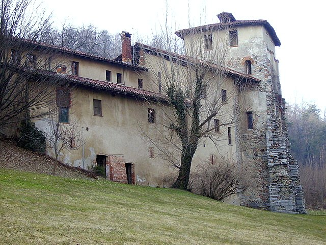 Tutte le fortificazioni della provincia di varese in - Finestre castelli medievali ...
