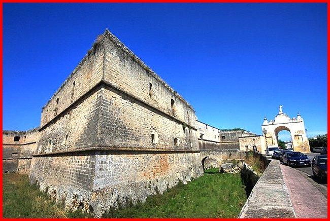 Castelli della Puglia, provincia di Lecce, Copertino