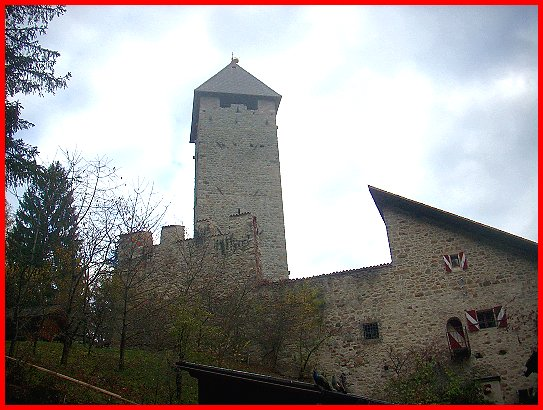 Castel casanova a gais castelli della provincia di bolzano castelli del trentino alto adige - Castello di casanova elvo ...