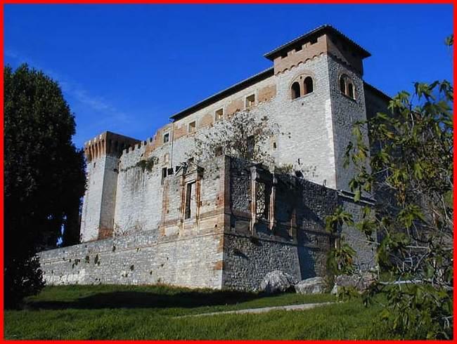Castello di Pieve del Vescovo