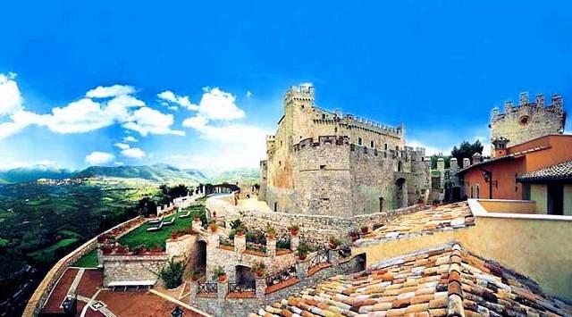 Tutte le fortificazioni della provincia di roma pagina 2 - Un antica finestra a tre aperture ...