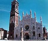Edifici religiosi della lombardia provincia di monza e for Architetti famosi moderni