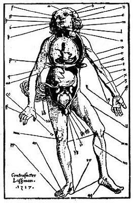 Medioevo e medicina pag 47 approfondimenti e curiosit - Point de saignee ...
