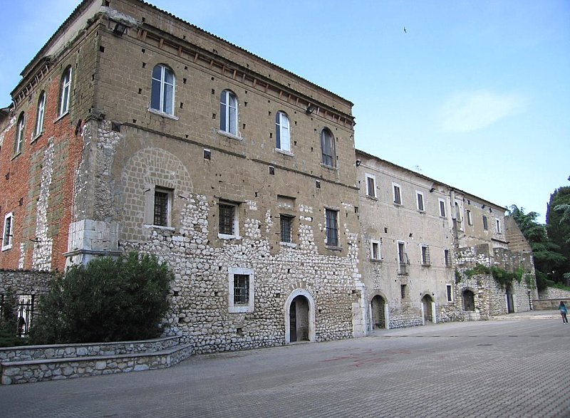 Villa Ginestra Castello San Lorenzo