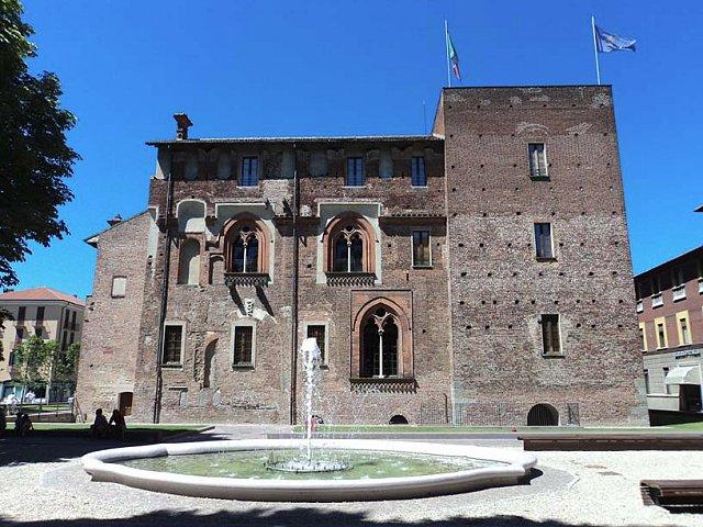 Tutte le fortificazioni della provincia di milano in sintesi castelli della lombardia - Finestre castelli medievali ...