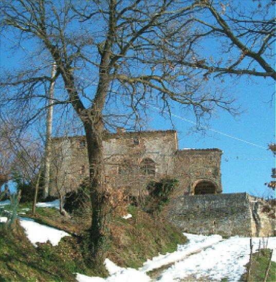 Tutte le fortificazioni della provincia di pesaro urbino for Casa classica pesaro