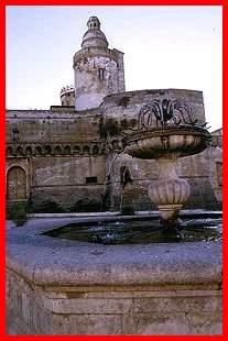 Castello Caldoresco di Vasto, castelli della provincia di ...