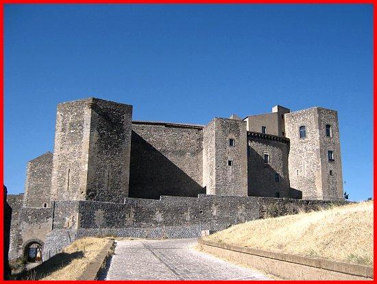 Castello di Melfi, castelli della provincia di Potenza