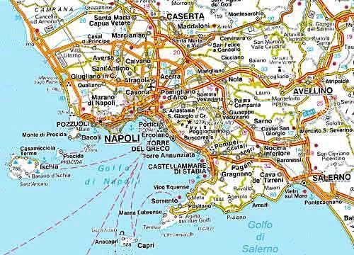 Cartina Marano Di Napoli.Castelli Della Provincia Di Napoli Pagina 1 Castelli Della Campania