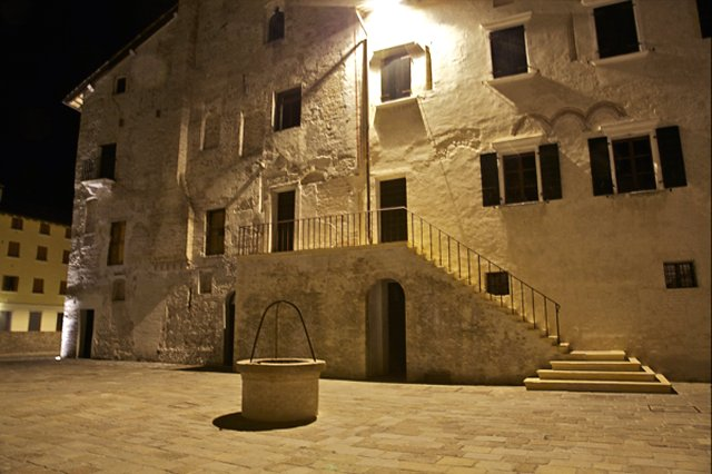 Tutte le fortificazioni della provincia di pordenone in for Appartamenti arredati san vito al tagliamento