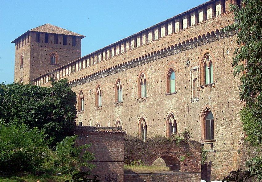 Tutte le fortificazioni della provincia di pavia in sintesi pagina 2 castelli della lombardia - Finestre castelli medievali ...