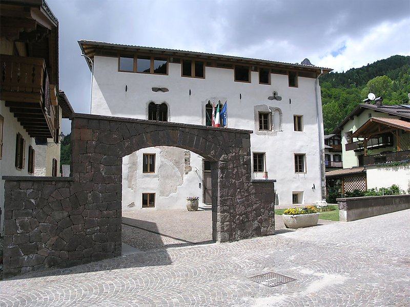 Castelli della provincia di trento pagina 4 castelli del for Castel vasio