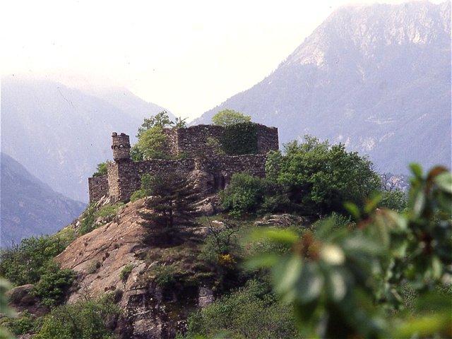 Castelli Della Val D U0026 39 Aosta Pagina 3  Castelli Italiani