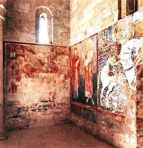 Risultati immagini per ABBAZIA DI SANTA MARIA IN CERRATE LECCE AFFRESCHI ?