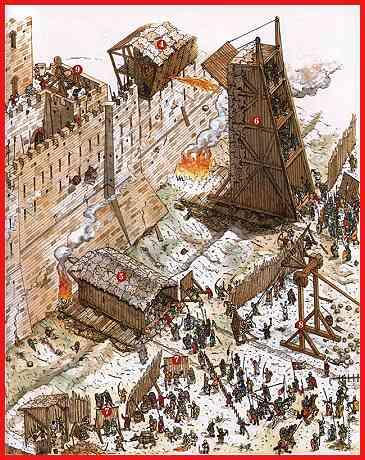 Glossario ragionato delle opere di fortificazione a c di for Piani di casa castello medievale